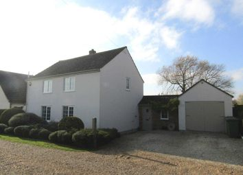Thumbnail 3 bed detached house for sale in Brickmakers Arms Lane, Doddington, March