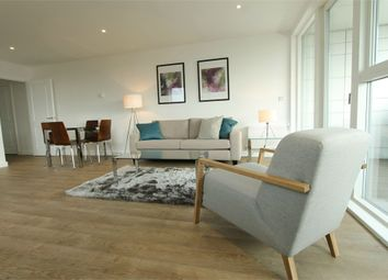 Thumbnail 2 bedroom flat to rent in Platinum Riverside, 17 Bessemer Place, London