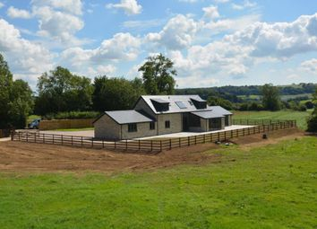 Thumbnail 4 bed detached house for sale in Woolston, North Cadbury