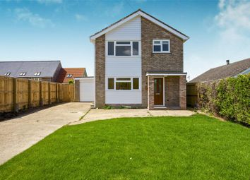 Thumbnail 3 bed detached house for sale in Ramsey Road, Warboys, Huntingdon