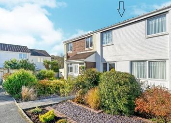 Thumbnail 3 bed terraced house for sale in Lanivet, Bodmin, Cornwall
