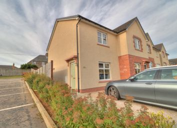 Thumbnail 2 bedroom semi-detached house for sale in Queen Johanna Drive, Inverbervie, Montrose