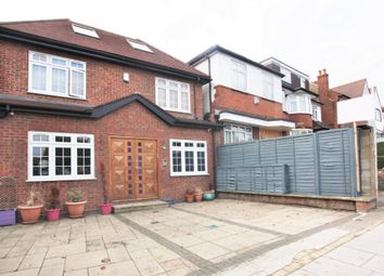 Thumbnail 4 bedroom detached house for sale in Princes Park Avenue, Golders Green