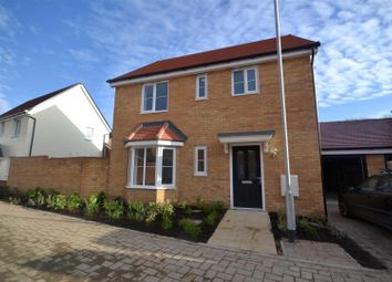 Thumbnail 3 bed link-detached house to rent in Ernest Fancy Lane, North Colchester