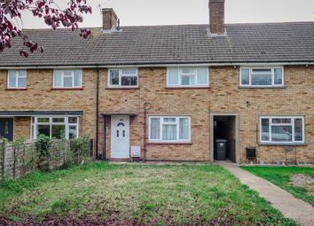 Thumbnail 3 bed terraced house for sale in Tithe Barn Road, Wootton, Bedford