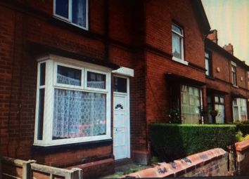 Thumbnail 2 bed terraced house to rent in Crescent Road, Bolton