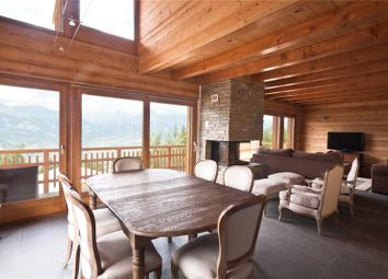Thumbnail 6 bedroom detached house for sale in Ski-In Ski-Out Chalet, Veysonnaz, Switzerland