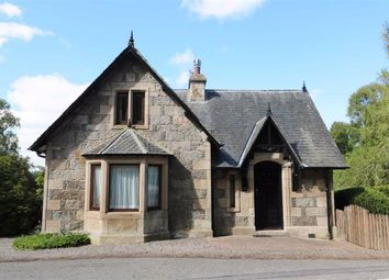 Thumbnail 1 bed cottage for sale in Dunphail, Forres