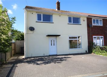 Thumbnail 3 bed semi-detached house for sale in Kimberley Road, Swindon