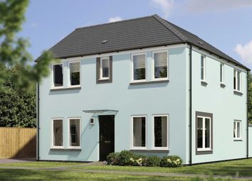 "Thumbnail 4 bedroom end terrace house for sale in ""The Aberlour"" at Mugiemoss Road, Bucksburn, Aberdeen"