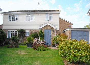 Thumbnail 3 bedroom detached house for sale in Shepards Close, Leigh On Sea, Essex
