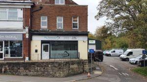 Thumbnail Retail premises to let in Lexden Lodge, Crowborough Hill, Crowborough