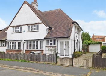 Thumbnail 3 bed semi-detached house for sale in Links Crescent, Skegness, Lincs