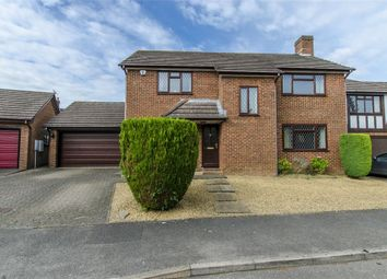 Thumbnail 4 bed detached house for sale in Cotsalls, Fair Oak, Eastleigh, Hampshire
