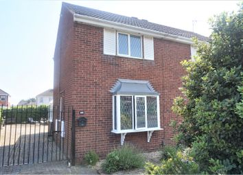 Thumbnail 1 bed semi-detached house for sale in Ferndown Drive, Immingham