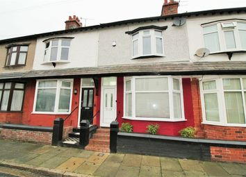 Thumbnail 4 bed terraced house for sale in Herondale Road, Mossley Hill, Liverpool, Merseyside