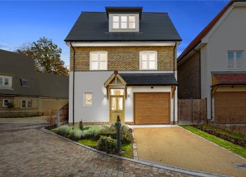 Thumbnail 4 bed detached house for sale in Chigwell Village, High Road, Chigwell, Essex