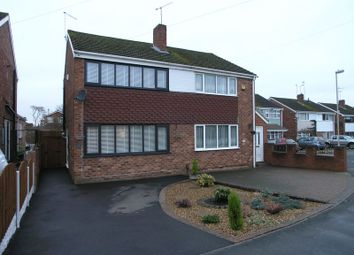 Thumbnail 2 bed semi-detached house to rent in Penzer Street, Kingswinford