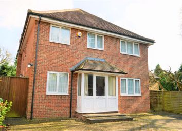 Thumbnail 5 bedroom detached house for sale in Runcie Close, Sandridge, St.Albans