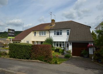 Thumbnail 3 bed semi-detached house for sale in Greenway, Woodmancote, Cheltenham