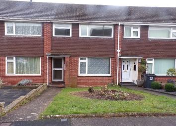 Thumbnail 3 bedroom flat to rent in Addison Close, Exeter