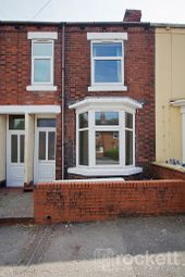 Thumbnail 4 bed town house to rent in Sneyd Terrace, Silverdale, Newcastle-Under-Lyme