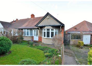 Thumbnail 3 bedroom semi-detached bungalow for sale in Delamere Road, Delapre, Northampton