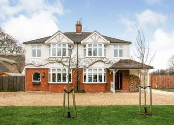 Thumbnail 5 bed detached house for sale in The Moor, Carlton, Bedford