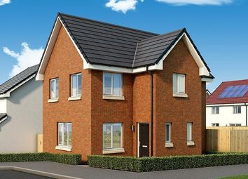 3 bed detached house for sale in The Fyvie, Hallhill Road, Barlanark, Glasgow G33