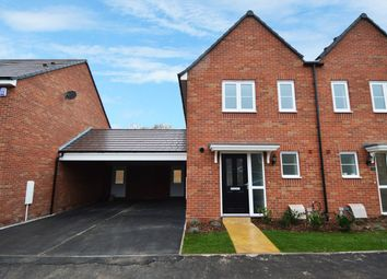 Thumbnail 2 bed semi-detached house to rent in Flight Shed Way, Cofton Hackett, Birmingham