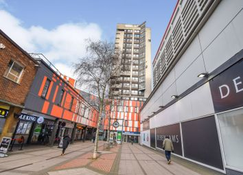 Thumbnail 3 bed flat for sale in Smithford Way, Coventry