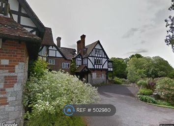 Thumbnail 1 bedroom flat to rent in Bramblehill Hotel, Nr Lyndhurst