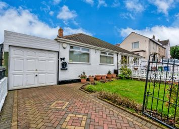 Thumbnail 2 bed semi-detached bungalow for sale in Bradbury Lane, Hednesford, Cannock
