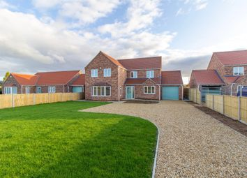 Thumbnail 4 bed detached house for sale in Gayton Road, East Winch, King's Lynn