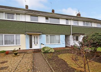 Thumbnail 3 bed terraced house for sale in Egerton Close, Nythe, Swindon