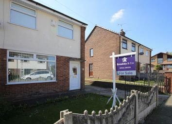 Thumbnail 2 bed semi-detached house for sale in Linley Road, Pemberton, Wigan