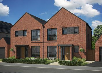 Thumbnail 3 bed semi-detached house for sale in Mount Ridge, Birtley, Chester Le Street
