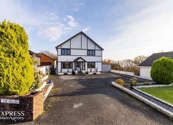 Thumbnail 4 bed detached house for sale in Maes Y Bont Road, Gorslas, Llanelli, Carmarthenshire