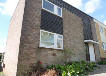 Thumbnail 3 bed end terrace house for sale in Fairhill Walk, Fairwater, Cwmbran