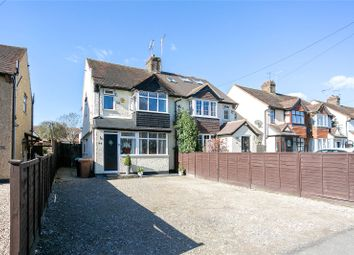 Thumbnail 3 bed semi-detached house for sale in Denham Way, Maple Cross, Rickmansworth, Hertfordshire