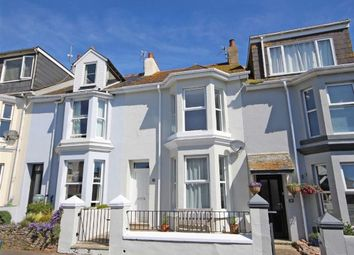 Thumbnail 4 bed terraced house for sale in Queens Road, Furzeham, Brixham