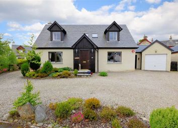 Thumbnail 4 bed detached house for sale in Dalmore Road, Carrbridge