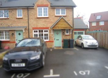 Thumbnail 3 bed semi-detached house to rent in Magdalen Gardens, Maidstone