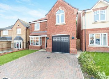 Thumbnail 4 bed detached house to rent in Hawthorne Grange, Pontefract