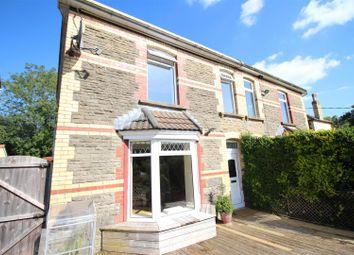 3 bed semi-detached house for sale in Cwm Gelli Villas, Cwmgelli, Blackwood NP12