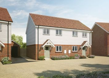 Thumbnail 3 bedroom semi-detached house for sale in East Street, Billingshurst, West Sussex
