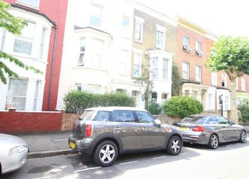Thumbnail 3 bed flat to rent in Glenarm Road, Clapton, London