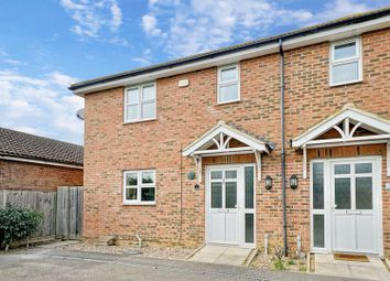 Thumbnail 3 bed semi-detached house for sale in Belmot Close, St. Neots, Cambs