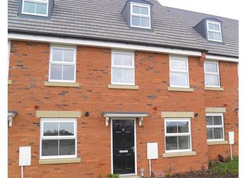 Thumbnail 3 bedroom terraced house for sale in The Gables, Bourne, Lincolnshire