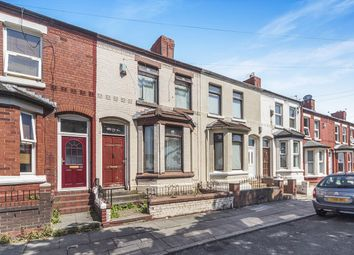 Thumbnail 3 bed terraced house for sale in Garnett Avenue, Kirkdale, Liverpool